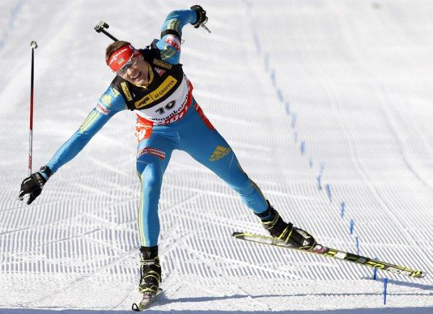 На прошлой Олимпиаде Андрей Дериземля именно в спринте едва не заехал на подиум