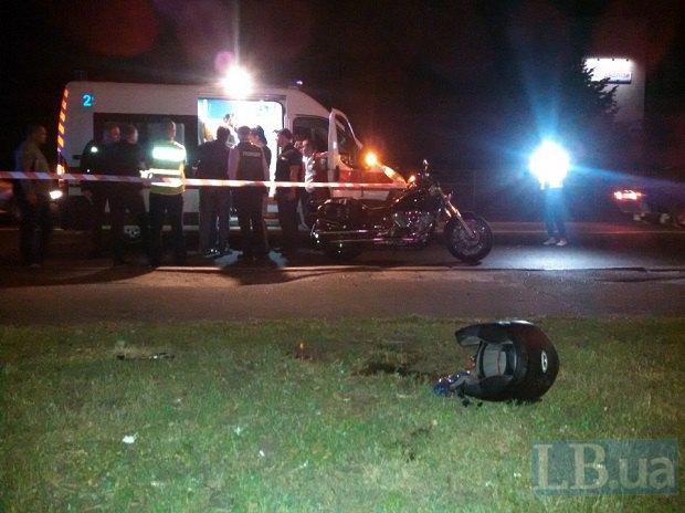 УКиєві розстріляли мотоцикліста: подробиці, фото підозрюваного