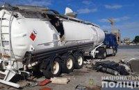 У Києві під час зварювальних робіт вибухнула автоцистерна, є загиблий
