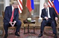 """Трамп - Путіну: """"Не втручайся в вибори, будь ласка"""""""