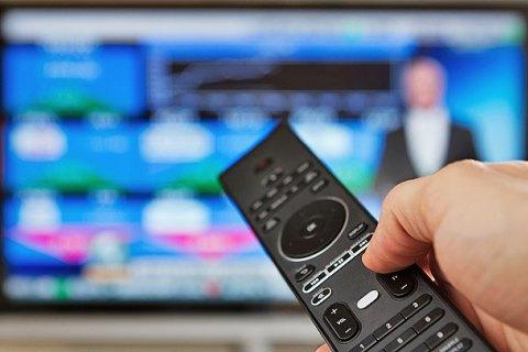 Вимога про обов'язковий україномовний контент нателебаченні запрацює з13 жовтня