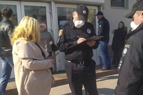 """Полиции вернули 533 """"карантинных"""" админпротокола из 4851"""