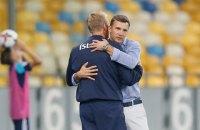 Украина сыграла с Исландией вничью в отборочном матче ЧМ-2018