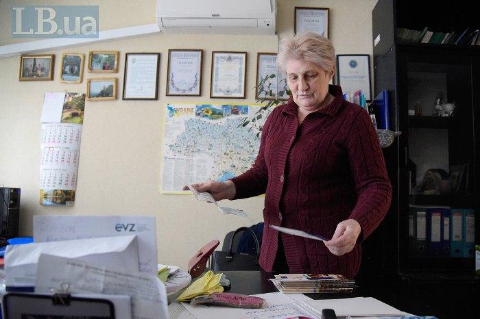 *Турбота про літніх* выпустила несколько брошюр в помощь пожилым людям