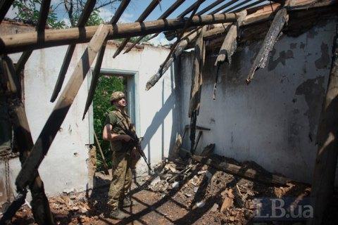 На Донбассе за сутки произошло 30 обстрелов, ранены двое военных