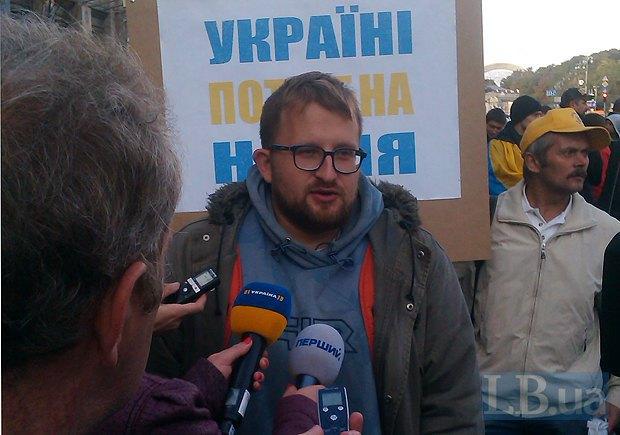 Валентин Быстриченко