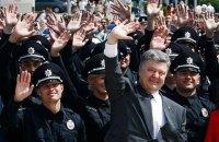 Закон про поліцію відправлено на підпис Порошенкові