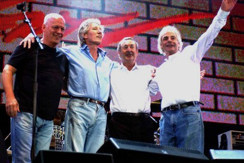 Група Pink Floyd офіційно припинила існування