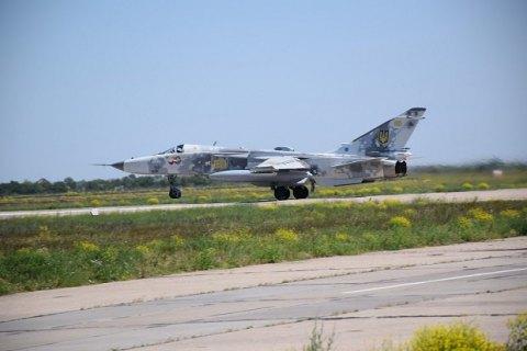 ЗСУ отримали відремонтований літак-розвідник Су-24МР