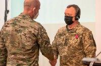 Першого командувача ССО України нагороджено орденом Легіон Заслуг США