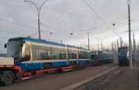 Польська PESA передала Києву 10 трамваїв