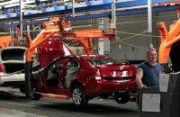 General Motors до 2035 року відмовиться від авто з двигунами внутрішнього згоряння