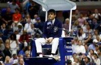 Судья Рамос дал первое интервью после скандального финала US Open