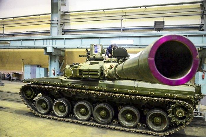На заводі ім Малишева збирають танк Оплот-Т для збройних сил Таїланду