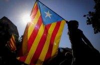 В Барселоне прошла акция против туристов