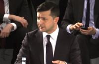 Зеленский: хотелось бы провести выборы по всей стране, включая ОРДЛО и Крым