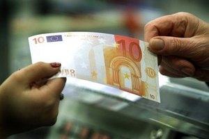 Курс євро обновив мінімум до долара