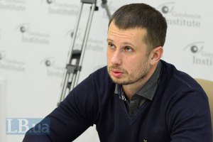 """Билецкий отрицает, что вошел в депутатскую группу """"Укроп"""""""