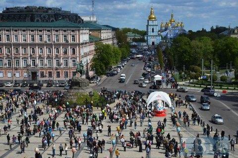 Церемония открытия Евровидения пройдет на территории Софийского собора