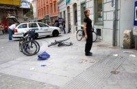 В Австрии водитель на полной скорости направил машину в толпу, убив троих человек
