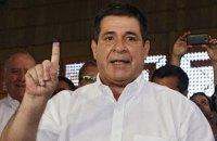 Президент Парагвая досрочно ушел в отставку