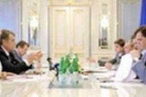 """Ющенко: """"Финал Евро-2012 должен пройти в Киеве"""""""