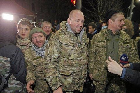 СБУ возбудила дело против Мельничука и«Айдара» заразбой— потерпевший