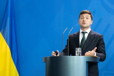 Зеленский внес в Раду законопроект об уголовной ответственности за кнопкодавство (обновлено)
