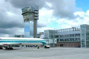 Аэропорт в Екатеринбурге эвакуировали трижды за день из-за сообщений о бомбе