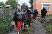 Эвакуированным из-за взрывов в Калиновке людям разрешили возвращаться