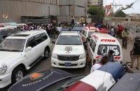 В пакистанском городе Карачи террористы напали на фондовую биржу