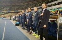 Шевченко объявил о завершении контракта главного тренера сборной Украины по футболу