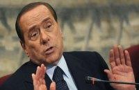 Берлускони убежден, что пользуется большой популярностью в России