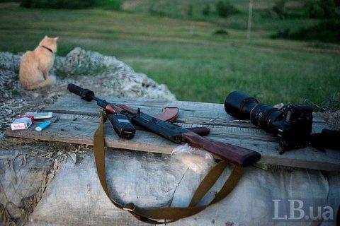 Оккупанты на Донбассе 6 раз обстреляли позиции ВСУ, применяли запрещенное вооружение