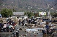 Число жертв стихии в Индонезии возросло до 1648