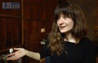 """Ані тижня без відзнаки – девіз осені Ірини Цілик: інтерв'ю з режисеркою """"Земля блакитна, ніби апельсин"""""""