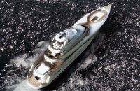 Итальянская яхта стала лучшей на конкурсе дизайна