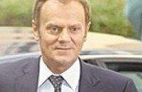 Премьер Польши прибыл в Украину для обсуждения подготовки к ЧЕ-2012 по футболу