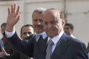 Президент Ємену домовився з повстанцями про припинення вогню