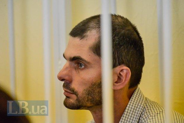 Янишевский в суде