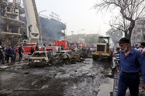 Другий теракт за день стався в Багдаді