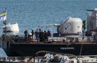 Украина закроет морские порты Крыма для международного судоходства