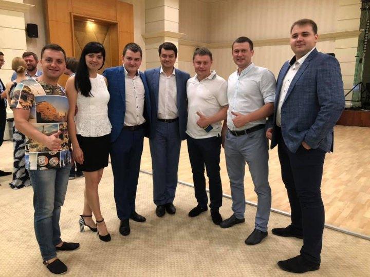 Антон Швачко з колегами