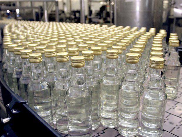 Производство водки растет бурными темпами в ожидании новых акцизов