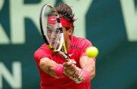 Галле (АТР): Надаль і Федерер починають із перемог