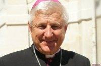 Єпископ Широкорадюк: весь народ не відповідає за чиїсь окремі злочини