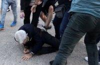 В Греции избили мэра второго по величине города