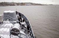 В Балтийском море погиб украинский моряк, который выпал за борт торгового судна