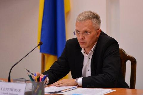 Зеленский уволил главу Черкасской ОГА