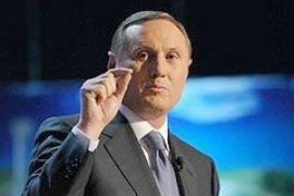 Ефремов: ПР предлагает парламенту принять закон о регламенте своей работы